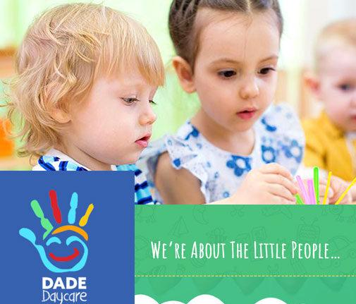 Dade Daycare Website Design