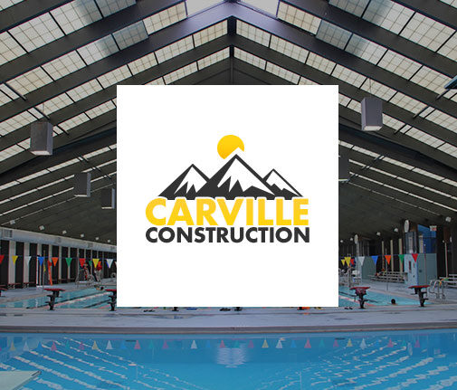 Carvile Construction Website Design