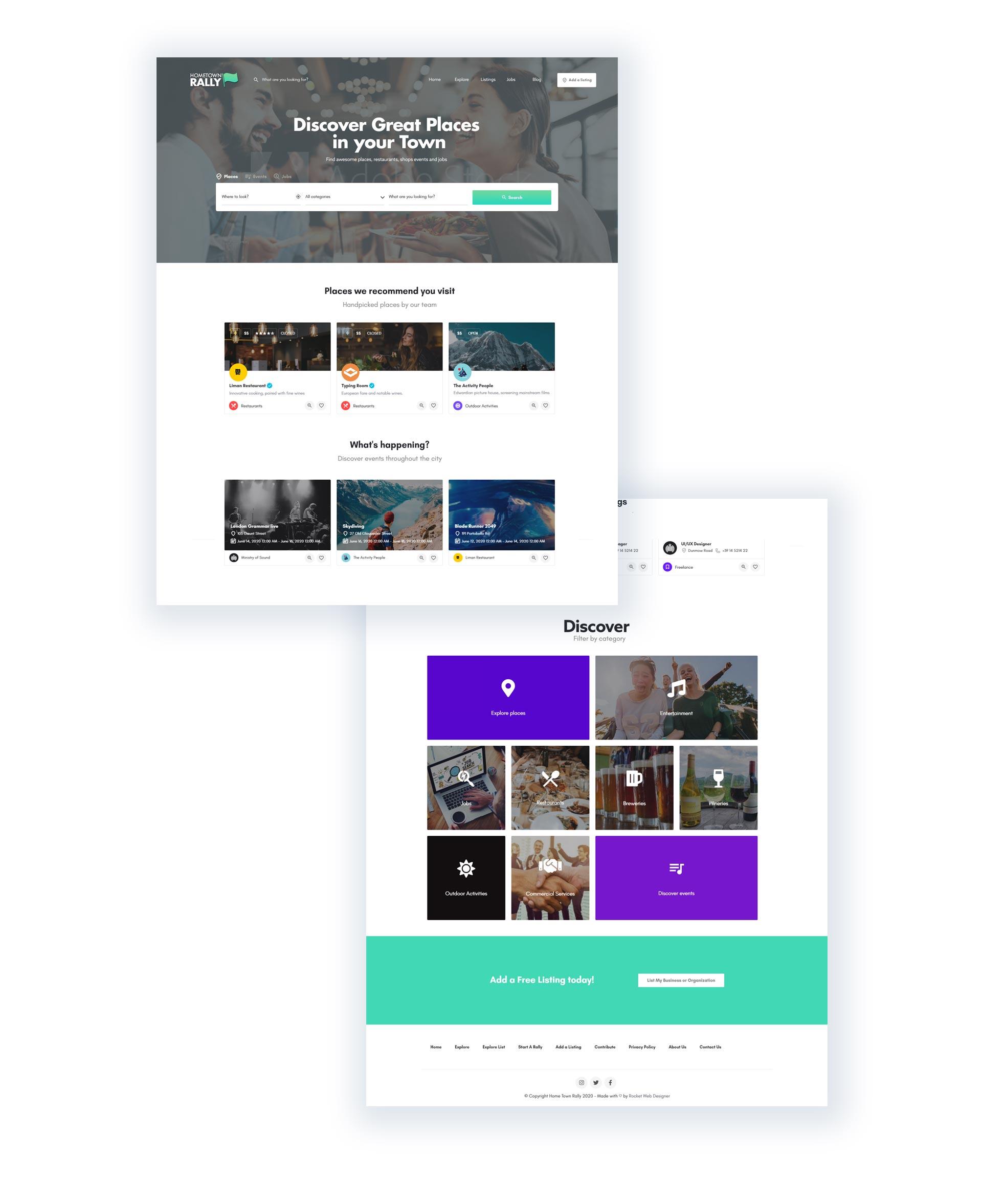 Website Design Package 99 01