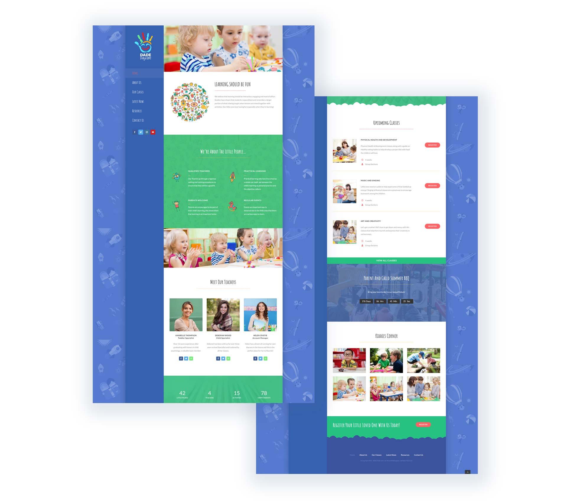 Website Design Package 99 02